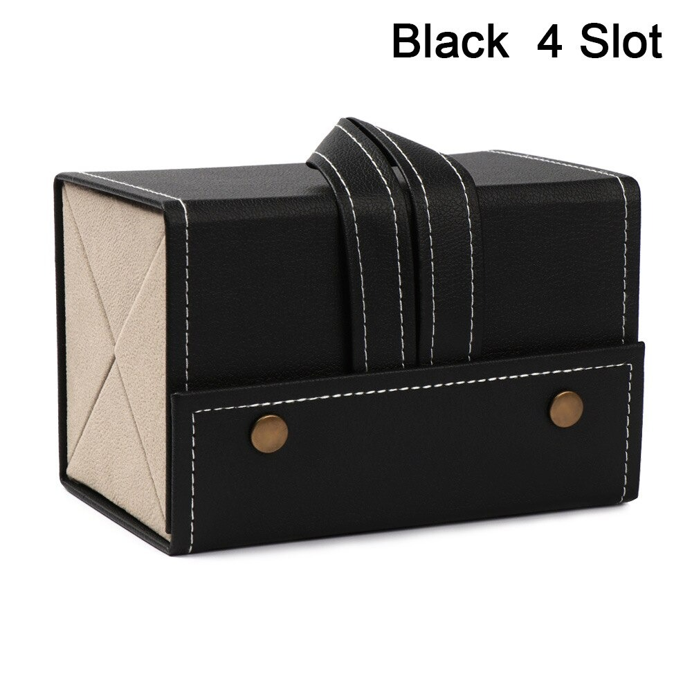 4 Slot black