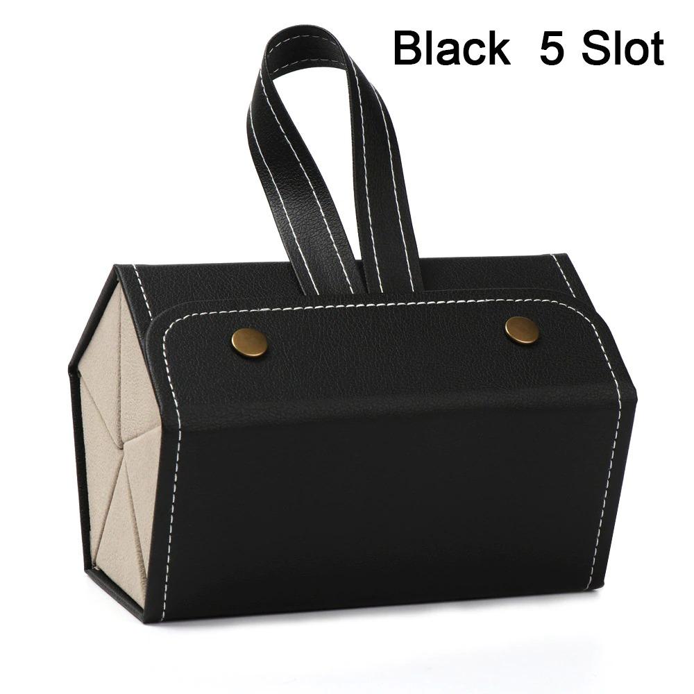 5 Slot black