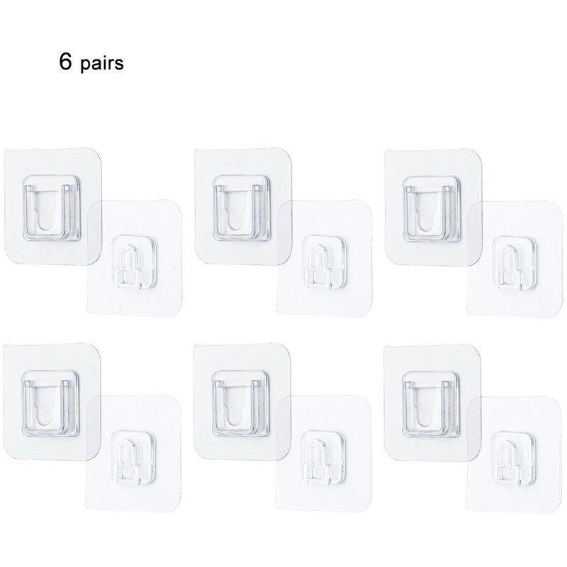 6 pair