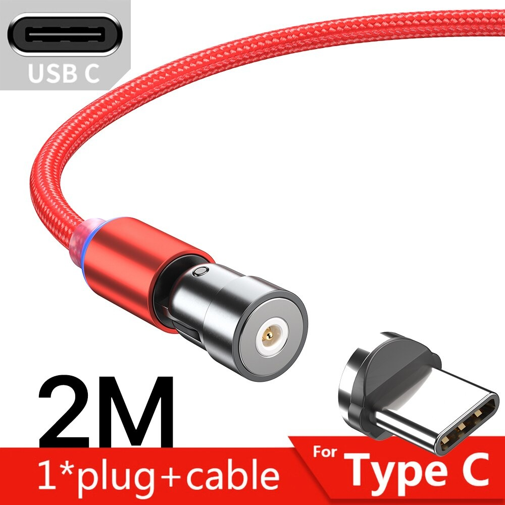 2M Red for TYPE C
